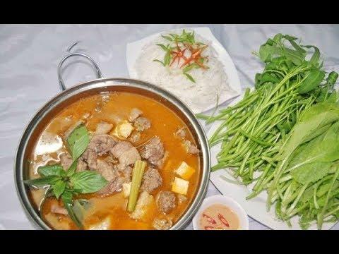 Image result for Cách làm món Lẫu Vịt nấu chao ngon