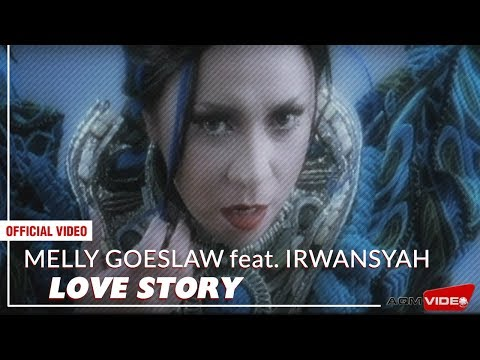 Melly Goeslaw feat. Irwansyah - Love Story | Official Video
