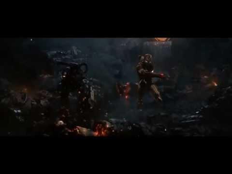 Iron Man 2 Fight Scene + AC/DC War Machine