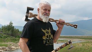 Hercegovački Viking unikatnim sjekirama osvaja svijet