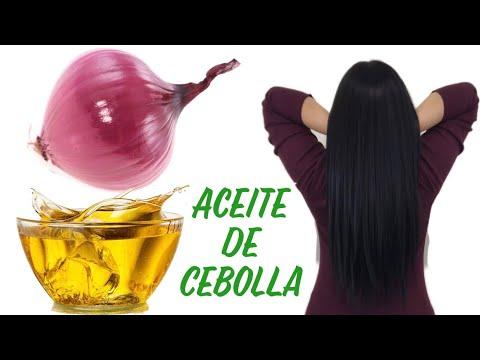 Aceite de Cebolla Casero:Crecimiento Extremo del Cabello en 7 dias | Detener la Caida