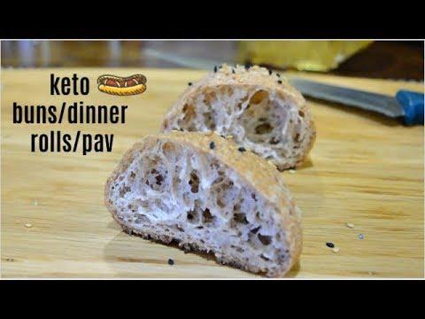 keto-dinner-rolls/buns/pav-|-keto-recipes-|-low-carb