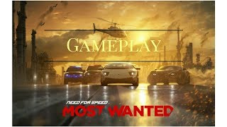 NFS Most Wanted 2013 Gameplay