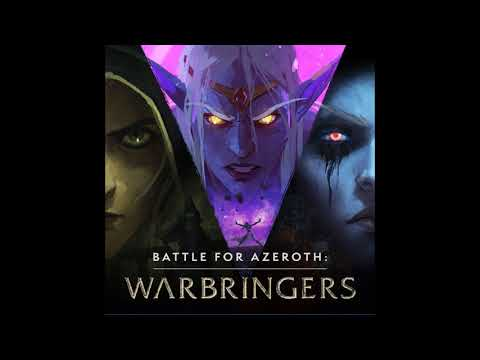 Warbringers Jaina Music   Daughter of the Sea   Battle for Azeroth Music