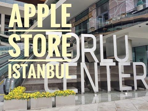 Apple store в Zorlu center Istanbul