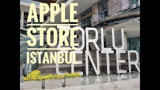 Gambar cover Торговые центры Стамбула: Apple store в Zorlu center Istanbul