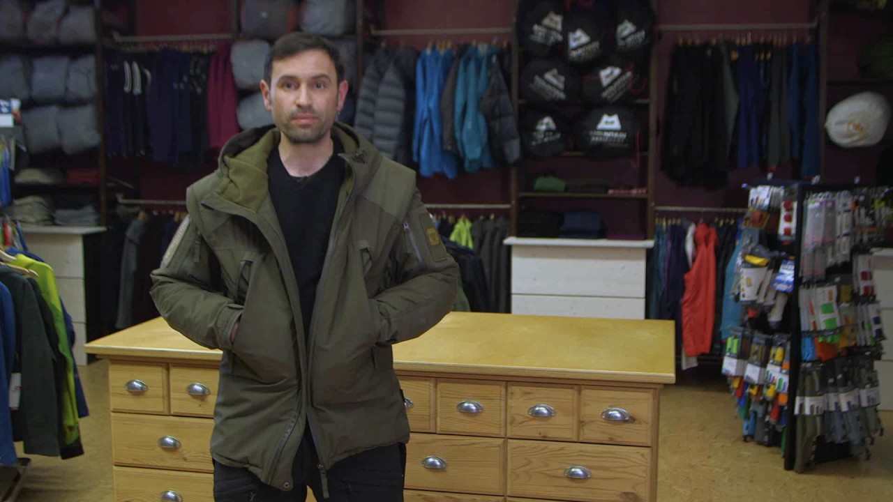 carinthia mig 3 0 jacket youtube. Black Bedroom Furniture Sets. Home Design Ideas