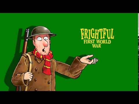 Horrible Histories  The Somme campaign  Fabulous Fat King's Fat Factory