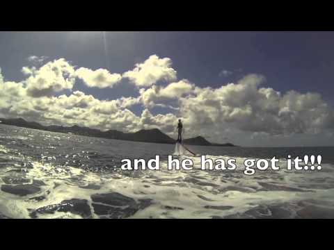 Flyboard St. Lucia - Recent Flyboarders!