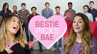 Download I Let My Best Friend Pick My Boyfriend | Bestie Picks Bae Mp3 and Videos
