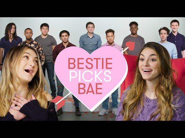 I Let My Best Friend Pick My Boyfriend | Bestie Picks Bae