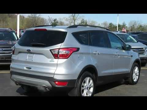 Used 2018 Ford Escape Taylor MI Southgate, MI #U28631P