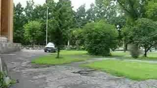 Елгава центр Земгале 2007 год Латвия лето
