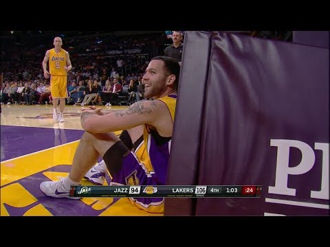 Jordan Farmar 20 Points vs Utah Jazz - Full Highlights - NBA Pre-Season 13-14