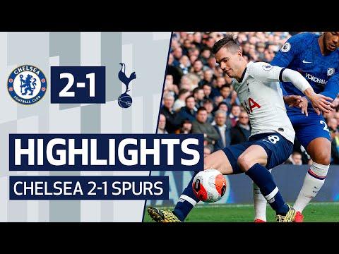 CHELSEA 2-1 SPURS | HIGHLIGHTS | Premier League