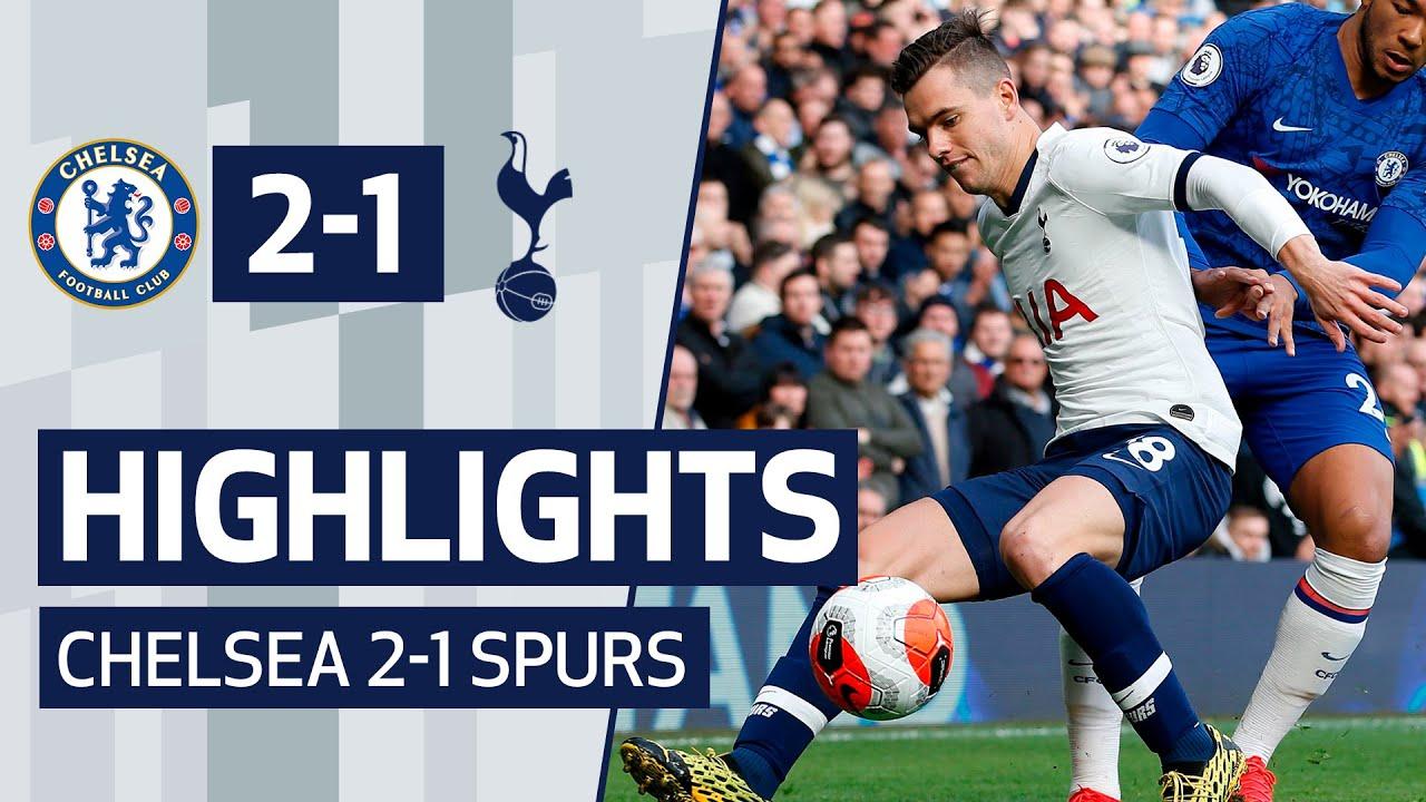Chelsea Spurs Highlights
