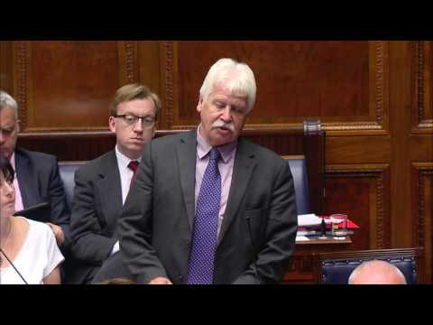 Question Time: Executive Office Monday 27 June 2016