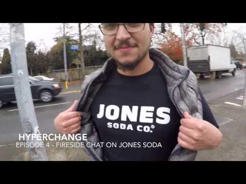 HyperChange 4 - Fireside Chat On Jones Soda EXTENDED