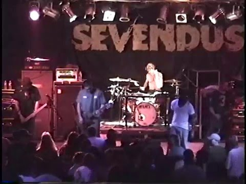 Sevendust (The Abyss) Houston Texas 12-8-97