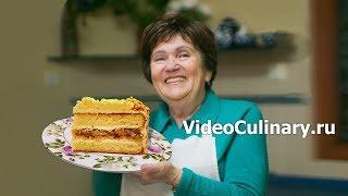 Торт Два настроения   Рецепт Бабушки Эммы