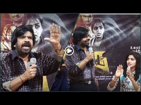 TR Full Speech | Dhanshika Controversy | Vizhithiru Audio Launch