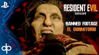 resident evil 7 banned footage vol 1 dlc bedroom el dormitorio   guia espaol gameplay ps4