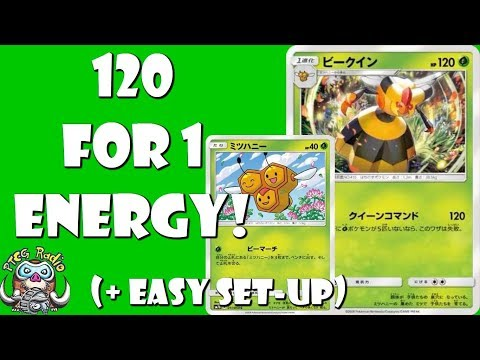 New Vespiquen Does Big Damage For 1 Energy! (Combee Sets Ups Nicely!) (Pokemon TCG)