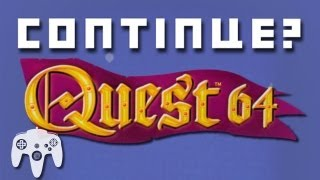Quest 64 (N64) - Continue?