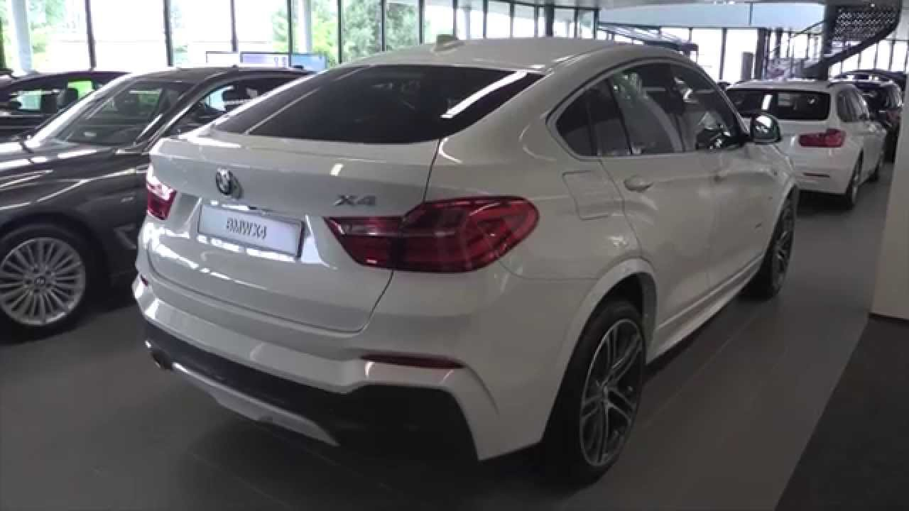 Bmw X4 M 2016 In Depth Review Interior Exterior Youtube
