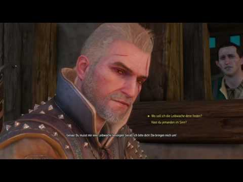 THE WITCHER 3 !!! LEVEL 31 (HD GERMAN)