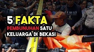 Fakta-Fakta Pembunuhan Satu Keluarga di Bekasi