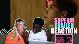 SuperM Trailer : TEN REACTION