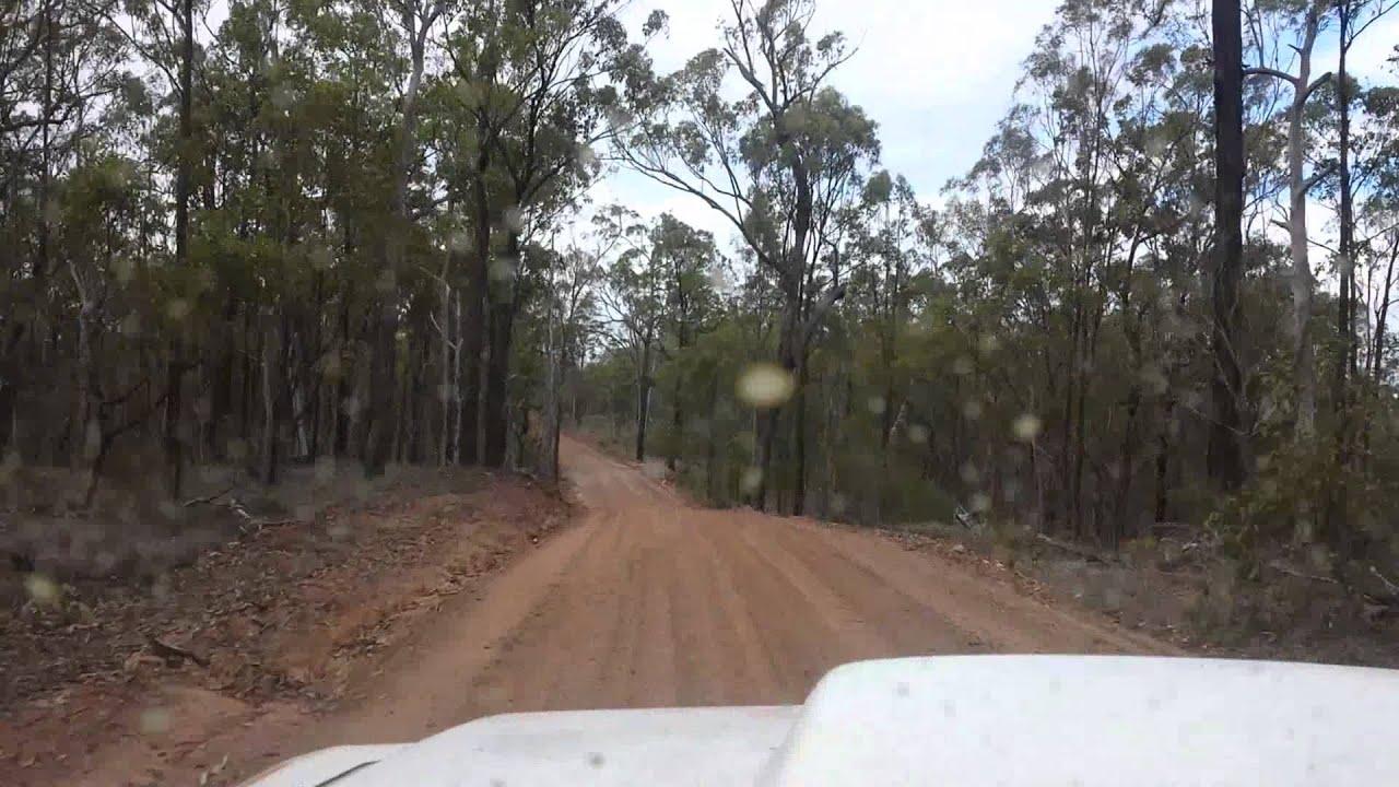 td42 18g quick drive up a track pine creek