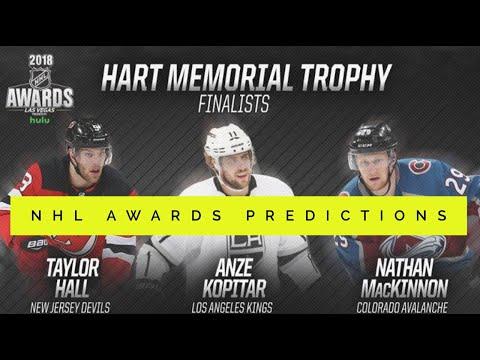Vancouver Canucks: NHL Awards Predictions