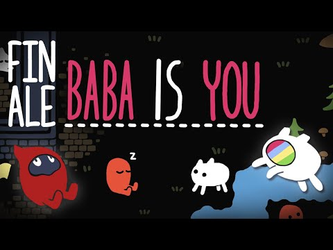 Baba Is You: The Ultimate Secret Level ✦ Part 56 FINALE ✦ Astropill (ft. Doughy)