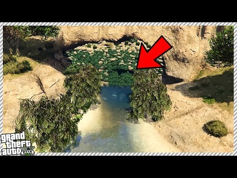 wn a secret cave in gta 5 hidden caves gta 5 mods