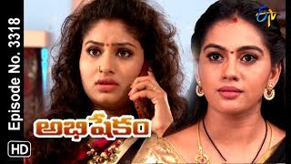 Abhishekam | 3rd September 2019 | Full Episode No 3318 | ETV Telugu