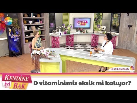 D Vitaminimiz Eksik mi Kalıyor?