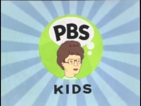 pbs kids id king of the hill 2001 youtube