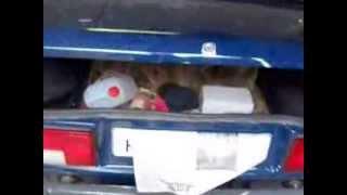видео Электропривод замка багажника ВАЗ 2105, ВАЗ 2107