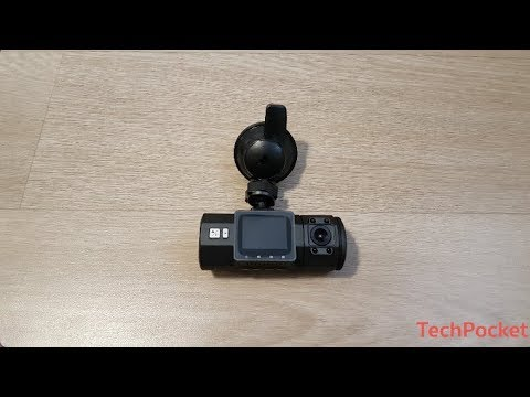 Vantrue N2 Pro - Dual Full HD Recording Dash Cam - Auto Detect Movement