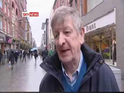 Irish Economy Worst in Europe?