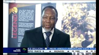 """Kgalema Motlanthe launched the """"Home of Legends Exhibition""""  at the Port Elizabeth ..."""