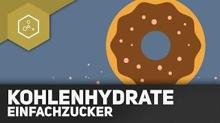 Kohlenhydrate - Einfachzucker