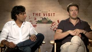 The Visit: M. Night Shyamalan & Jason Blum Official Movie Interview