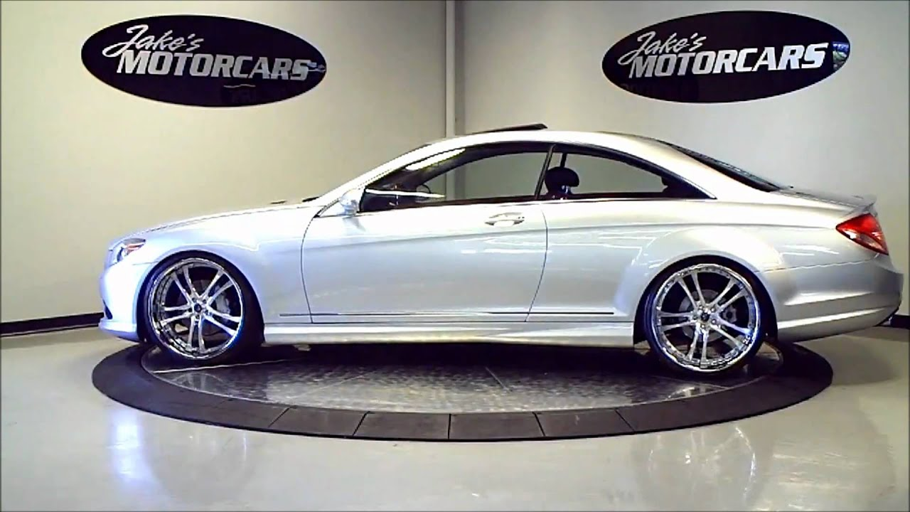 2008 Mercedes Benz Cl550 Amg Sport Package Jake S
