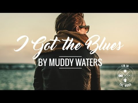 I got the blues by Muddy Waters