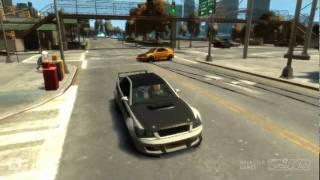 GTA IV - Drift (No Mod)