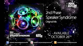 2nd Phase - Speaker Syndrome (Original Mix) [MA066] [Available October 26th]