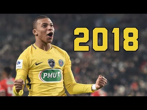 Kylian Mbappe PSG 2018 ● Skills & Goals ● The Future of Football 🇫🇷⚽️